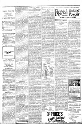 Logansport Pharos-Tribune from Logansport, Indiana on October 13, 1892 · Page 4