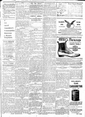 Logansport Pharos-Tribune from Logansport, Indiana on May 13, 1890 · Page 3