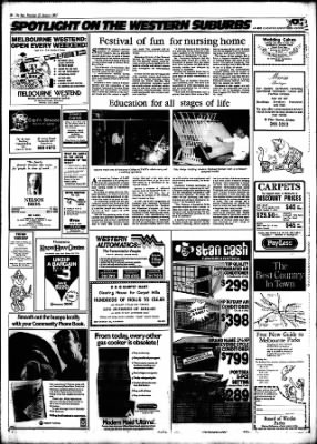 The Age from Melbourne, Victoria, Australia on January 22, 1987 · Page 26