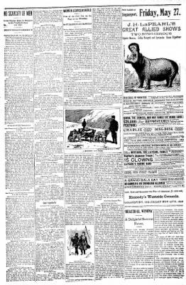 Logansport Pharos-Tribune from Logansport, Indiana on May 26, 1898 · Page 18