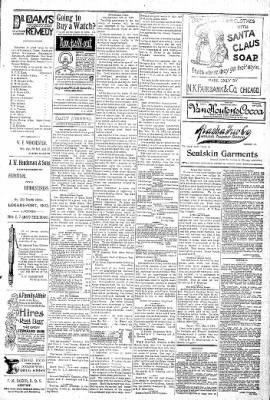 Logansport Pharos-Tribune from Logansport, Indiana on October 18, 1892 · Page 3