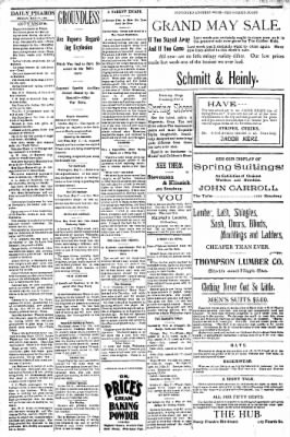 Logansport Pharos-Tribune from Logansport, Indiana on May 27, 1898 · Page 24
