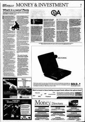 The Age from Melbourne, Victoria, Australia on December 18, 2000 · Page 28