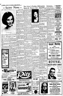 The Courier News from Blytheville, Arkansas on April 12, 1966 · Page 4