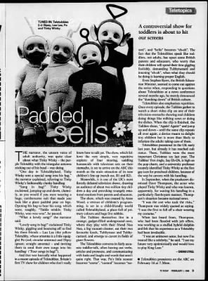 The Sydney Morning Herald from Sydney, New South Wales, Australia on February 1, 1998 · Page 209