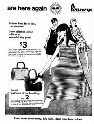 Kossuth County Advance from Algona, Iowa on July 10, 1967 · Page 11