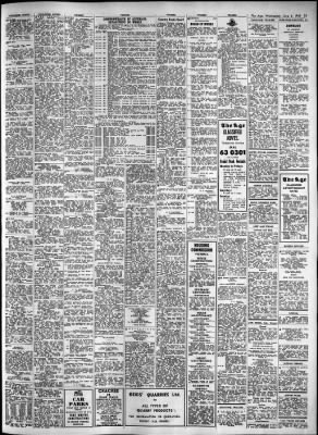 The Age from Melbourne, Victoria, Australia on June 6, 1962