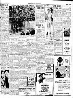 The Courier News from Blytheville, Arkansas on March 5, 1938 · Page 3