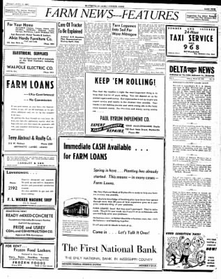 The Courier News from Blytheville, Arkansas on April 5, 1946 · Page 5