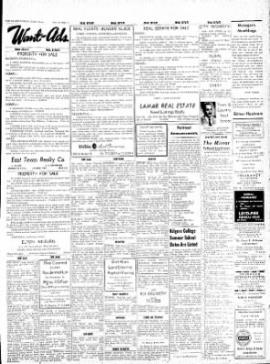 The Gilmer Mirror from Gilmer, Texas on May 31, 1956 · Page 11