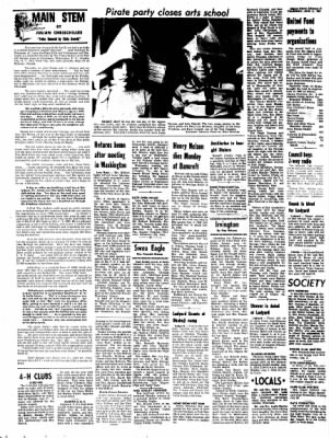 Kossuth County Advance from Algona, Iowa on August 3, 1967 · Page 4