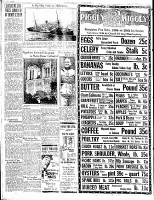 The Courier News from Blytheville, Arkansas on November 25, 1930 · Page 8
