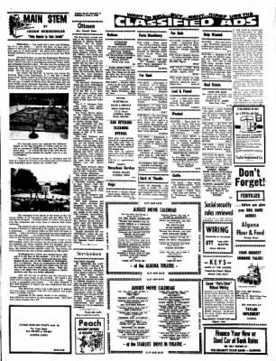 Kossuth County Advance from Algona, Iowa on August 7, 1967 · Page 7