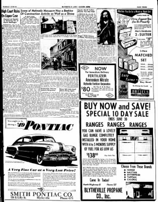 The Courier News from Blytheville, Arkansas on June 28, 1949 · Page 3