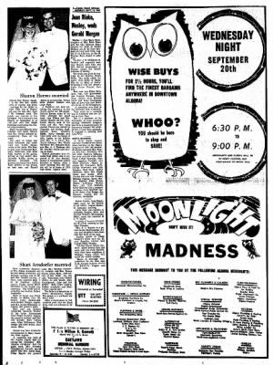 Kossuth County Advance from Algona, Iowa on September 18, 1967 · Page 2