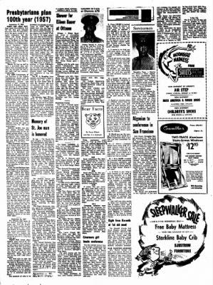Kossuth County Advance from Algona, Iowa on September 18, 1967 · Page 6