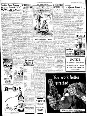 The Courier News from Blytheville, Arkansas on May 27, 1942 · Page 6