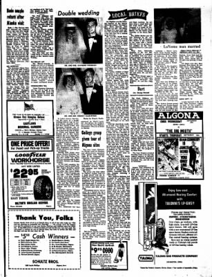 Kossuth County Advance from Algona, Iowa on September 25, 1967 · Page 7
