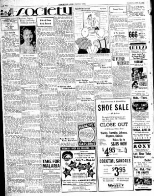 The Courier News from Blytheville, Arkansas on June 27, 1939 · Page 2