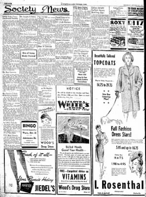 The Courier News from Blytheville, Arkansas on October 26, 1944 · Page 4