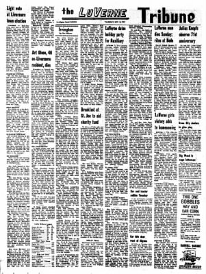 Kossuth County Advance from Algona, Iowa on November 16, 1967 · Page 4