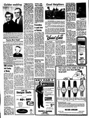 Kossuth County Advance from Algona, Iowa on November 16, 1967 · Page 8