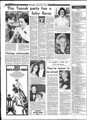 The Age from Melbourne, Victoria, Australia on April 17, 1971 · Page 22