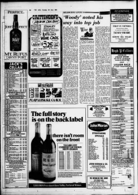 & The Age from Melbourne Victoria on June 30 1981 · Page 22