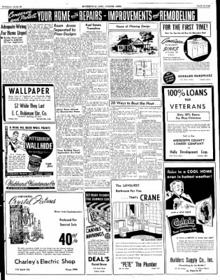 The Courier News from Blytheville, Arkansas on June 28, 1949 · Page 7
