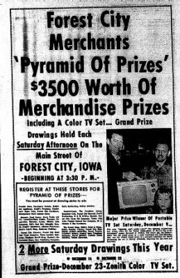 Kossuth County Advance from Algona, Iowa on December 14, 1967 · Page 26