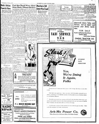 The Courier News from Blytheville, Arkansas on April 6, 1946 · Page 3