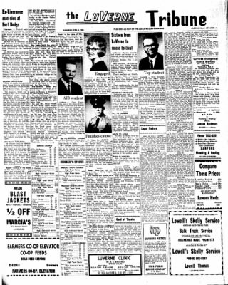 Kossuth County Advance from Algona, Iowa on February 3, 1966 · Page 13