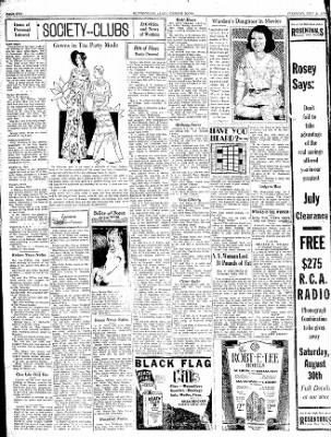 The Courier News from Blytheville, Arkansas on July 31, 1930 · Page 2