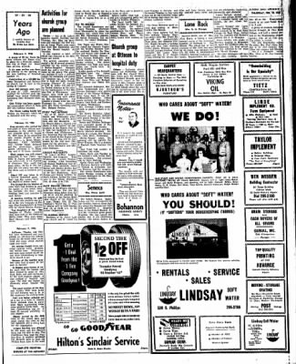 Kossuth County Advance from Algona, Iowa on February 10, 1966 · Page 15