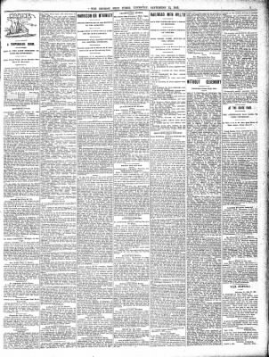 Detroit Free Press From Detroit Michigan On September 12 1895 Page 7