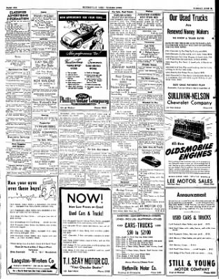 The Courier News from Blytheville, Arkansas on June 28, 1949 · Page 10