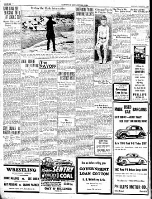 The Courier News from Blytheville, Arkansas on March 7, 1938 · Page 6