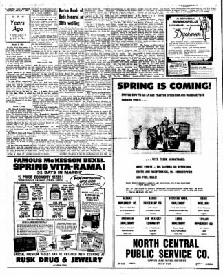 Kossuth County Advance from Algona, Iowa on March 7, 1966 · Page 2