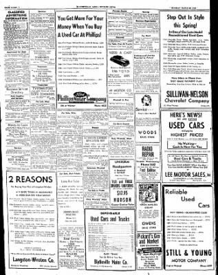 The Courier News from Blytheville, Arkansas on March 28, 1949 · Page 8