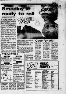 The Age from Melbourne, Victoria, Australia on January 17, 1980