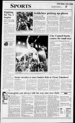 Arizona Republic from Phoenix, Arizona on November 30, 1988 · Page 61