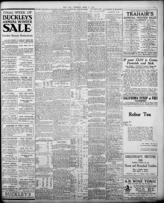 The Age from Melbourne, Victoria, Australia on June 21, 1921