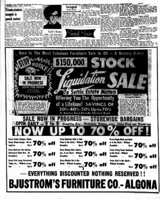 Kossuth County Advance from Algona, Iowa on April 7, 1966 · Page 4