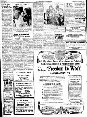 The Courier News from Blytheville, Arkansas on October 26, 1944 · Page 10