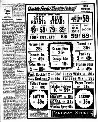 Kossuth County Advance from Algona, Iowa on April 21, 1966 · Page 2