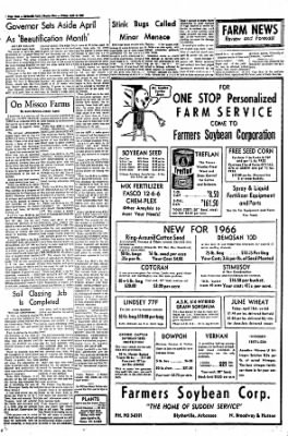 The Courier News from Blytheville, Arkansas on April 15, 1966 · Page 4
