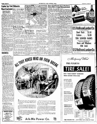 The Courier News from Blytheville, Arkansas on June 28, 1949 · Page 12