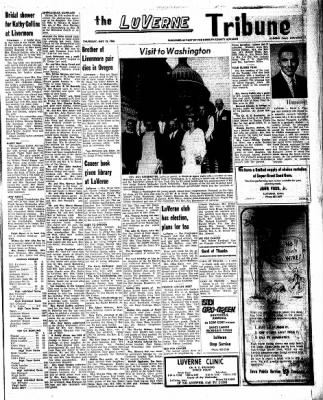 Kossuth County Advance from Algona, Iowa on May 12, 1966 · Page 15