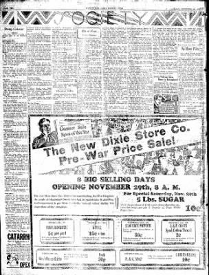 The Courier News from Blytheville, Arkansas on November 28, 1930 · Page 2