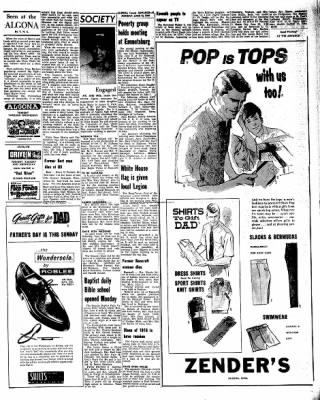 Kossuth County Advance from Algona, Iowa on June 13, 1966 · Page 5